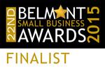 Belmont SBA 2015 Finalist REV