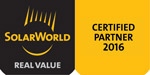 SolarWorld Certified Partner
