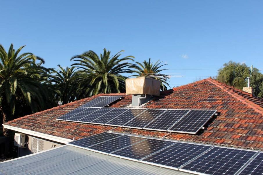 6.2 kW solar power system Floreat WA