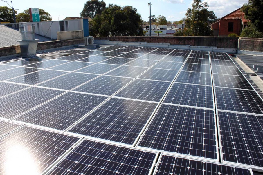 20kW commercial solar power perth