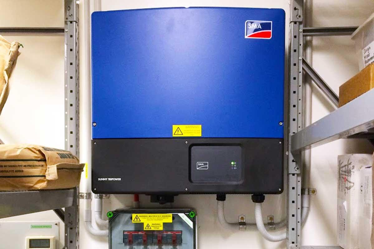 SMA STP20000TL Inverter