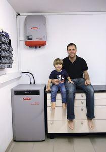 Fronius Hybrid Solar for Battery Storage