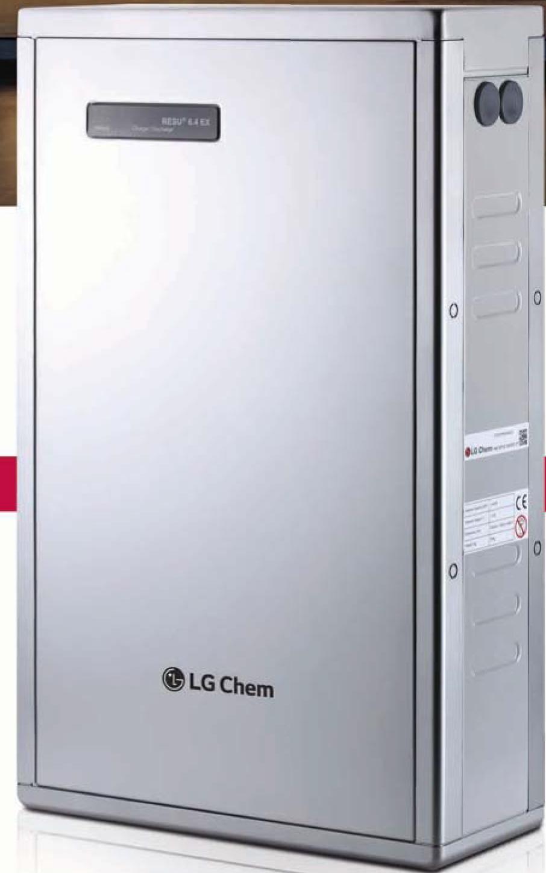 SMA: LG Chem RESU Battery