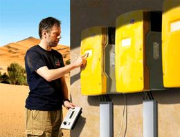 SMA Sunny Island for Off-Grid Battery Storage