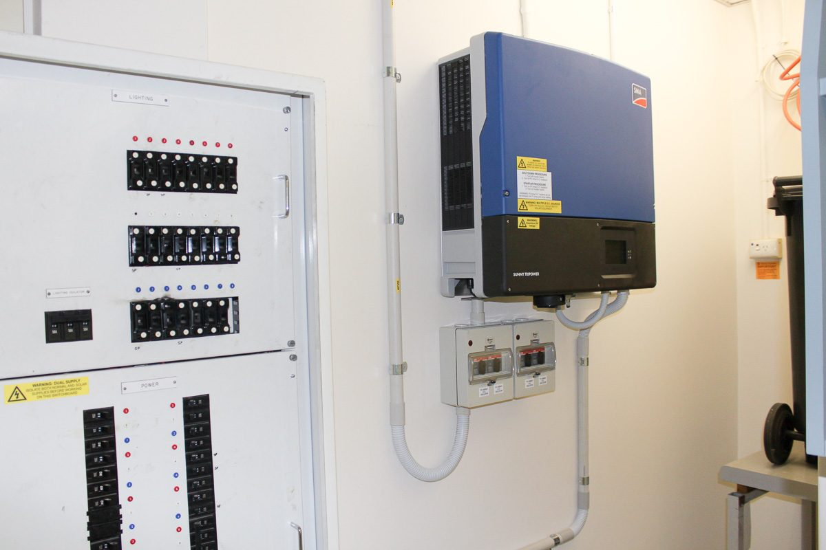 25 Kw Solar Power System Midland Commercial For Businesses Panel Wiring