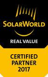 SolarWorld Certified Partner 2017